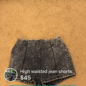 Urban outfitters. High waist . Size 10.
